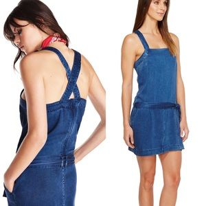 Paige Winnie Dress blue